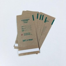Пакеты для стерилизации 75х150мм 100шт