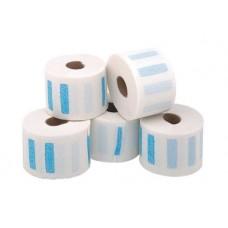 Воротнички бумажные 5 роликов по 100 штук.